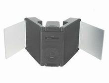 Portable iPod/MP3 Folding Amplified Speaker System (PSS-317)