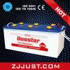 lead acid battery 12v 150ah truck battery N150