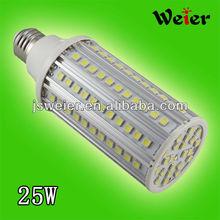 Hot Sale 25W 5050 SMD LED Corn Light ce &rohs led corn light