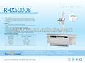 Máquina de raio x modelo( 500ma), rhd5000b