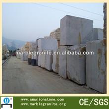 Chinese White Carrara Marble Block