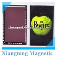 Cheap Custom Apple picture Metal Fridge Magnet / Tinplate Magnets for Fridge