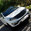 Perfect Kia Sportage R Tuning grill(matt black)