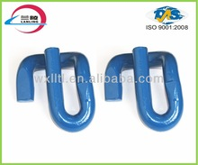 Railway spring clip fastenings/metal clips fasteners