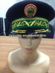 military hat;military sailor captain caps;ribbon formal military hat;airforce captain hat