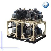 40bar high pressure air compressor for blowing machine