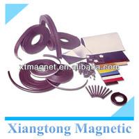 Flexible & Permanent Rubber Magnetic Strip