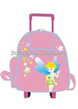 Manufacturer mini trolley bag& kid bag for school
