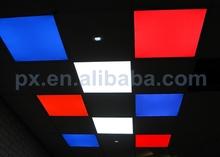 Ceiling lighting 18w rgb led panels Cree/Epistar chips optional