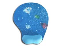 NatureSmart Mousepad Retro Floral/Mouse Pad Customized/Customized Mouse Pad