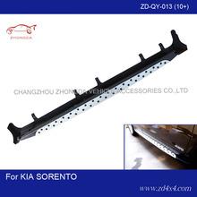 Kia Sorento side step,running board for kia sorento,KIA SORENTO foot plate/foot rest/pedal plate