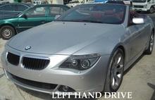 BMW 630i (LHD) (GASOLINE,303371)