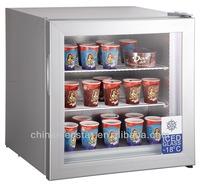 Mini Freezer, Display Chiller and Freezer, Mini Bar Freezer