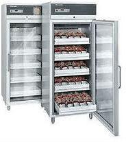 Blood Bank Refrigerator Medical Equipment