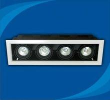 Recessed downlight - Multiple lights