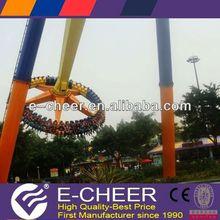 GM5562 children electric car,mini market game,fiber glass swing pendulum ride