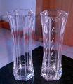 Alto cristal de Murano jarrones para venta al por mayor flores