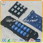 Digital wireless TV remote keypad