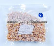 Cheap transparent PVC food vacuum bag