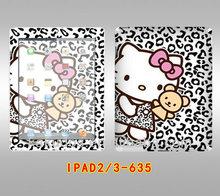 KKD 9.7'' Tablet PC Colorfull Sticker Full Body Hello Kitty Decal