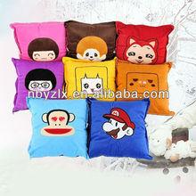Promotional USB warmer cushion / heated throw pillow