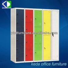 K/D design steel locker professional steel furniture factory