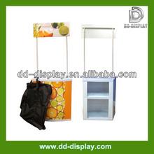 economic folding promotion stand