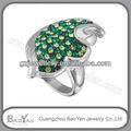 tallone libero anello schemi gioielli di alta moda viaggiatori anello