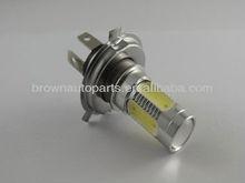 Auto cree H4 high power led headlight bulb 12v 10w