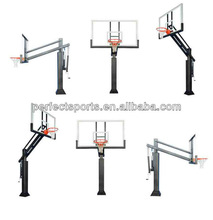 Inground Competition Basketball Stand