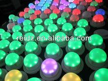 Wedding and party decoration RGB e27 remote control 16 color rgb led bulb light