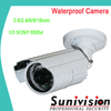 """1/3"""" Sony chip 650TVL 24pcs IR led waterproof cheap night vision old security cameras"""