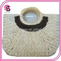 Wholesale cheap Recycle Paper Make Straw Beach handbag bags 2013