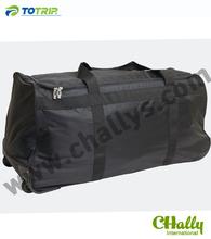 Grande simples viagem com rodas sacos com alça confortável para homens