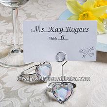 Diamond ring place Card Holder