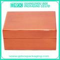 lacados bonito pequenas caixas de madeira atacado