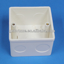 Hot Selling Flush type electrical 2-way junction box
