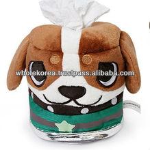 Cat tissue case / Dog tissue case / Child room tissue case