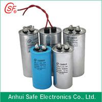 CBB65 Motor Capacitor Air conditioner Capacitor CBB65 Air Conditioner Motor Start Run Capacitor 35uF 450VAC 50/60Hz