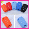 100% silicone car key cover for hyundai,Factory direct silicone car remote key covers with high quality competitive price