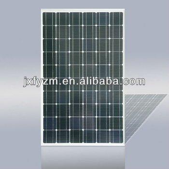 250W Best price per watt solar panels with TUV certificate