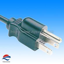 USA 3Pin power cord plug with NEMA 5-15