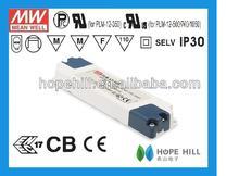 led driver 700ma/Meanwell 12W Single Output LED Power Supply