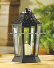 Metal Lantern, Garden Lantern, Candle Lantern, Table top Lantern