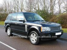2006/ Land Rover Range Rover 3.0 TD6 VOGUE 4dr Black/ 20048SL