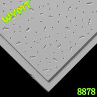 guangzhou WYMT reinforced fiberglass gypsum ceiling tiles