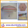 China high quality 3 Fold Pencil Umbrella For Gift