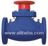 Double Regulating Valves Flanged Type