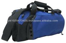 custom printed stylish canvas duffle bags