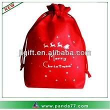 new promptional waterproof nylon drawstring bag